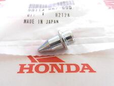 Honda RVF 750 R Zentrierbolzen Bolzen Hinterrad Original neu
