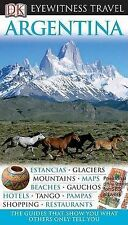 Argentina (EYEWITNESS TRAVEL GUIDE)-ExLibrary