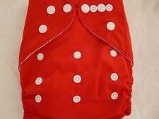 NEW Red Pocket Diaper Microfiber Insert Boy Girl  EB0910