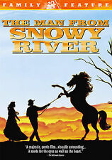 The Man From Snowy River DVD George Miller(DIR) 1982