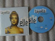 CD-LAYELLA-ELLE-RADIO GROOVE VERSION-RNB SWING-FISCHER-(CD SINGLE)-1999-2 TRACK