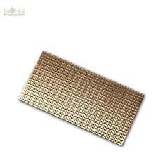 PLATINE 50x100 mm Streifenrasterplatine PLATINE Kupfer