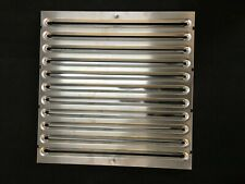 Stainless Steel Canopy Baffle Filter - 495 x 495 mm