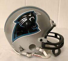 Carolina Panthers Riddell NFL Football Mini Helmet Throwback 1995