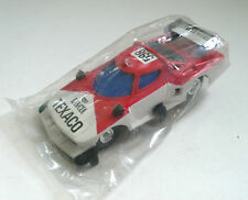 Vintage Slot Car Racing Artin Race Car LANCIA STRATOS Texaco MIP 1990's