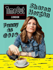 SHARON HORGAN CATASTROPHE TIME OUT LONDON No 2419 February 28 - March 6 2017
