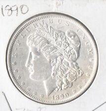 1890 Morgan Silver Dollar FREE SHIPPING