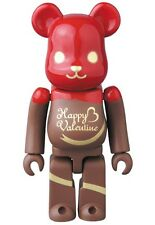 Medicom Be@rbrick 2017 Love & Happy Valentine 100% Chocolate Framboise Bearbrick