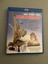 Highpoint (1981) Blu-ray, Code Red, Richard Harris, Christopher Plummer