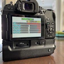 Panasonic Lumix DMC-G85 - With Grip