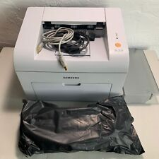 Samsung ML-2510 Laser Printer 25 PPM 1200 dpi With Printer Cable & Toner