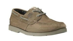 NEW Timberland Men's TB05229R Kiawahby Taupe Suede,Shoes Size 14 W/L