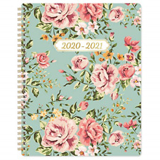 2020 2021 Planner Weekly And Monthly Planner 8 X 10 Flexible Blossom In