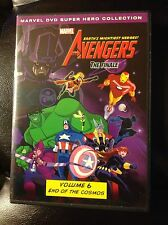 Marvel The Avengers: Earths Mightiest Heroes! Volume Six