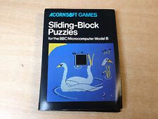BBC Model B - Sliding Block Puzzles by Acornsoft