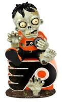 "NHL Philadelphia Flyers Team Zombie Figurine Forever Collectables 10""H"