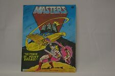 Masters of the Universe He-Man The Power of Point Dread Comic Book