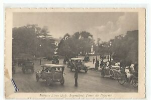 Postcard Argentina, Buenos Aires, Paseo Of Palermo