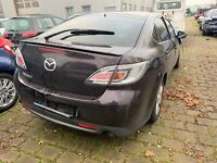 Engine Hoist Mazda 6 Gh Estate 2.0 103KW From Slaughter Party Many Other On L