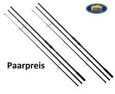 2x Lineaeffe Carp Seeker Karpfenrute 3,60m / 3,00lbs / 3-teilig Paarpreis Angel