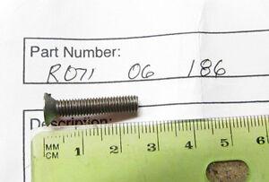 Rickman NOS 250 VR 73M Montesa Retaining Screw p/n R071 06 186 R07106186