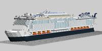 Lego Custom Instruction Large cruise ship
