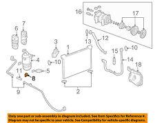 GM OEM A/C AC Condenser/Compressor/Line-Switch 1132749