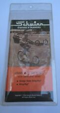 SCHWINN 1960's - 1970's Bicycle Owners Manual Sleeve * NOS * Bike