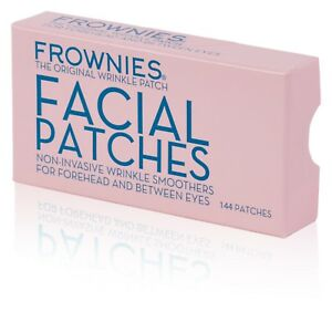 UK Stock Frownies Forehead & Eyes 144 patches Original USA product. Fast Post