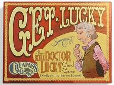 Get Lucky:The Kill Doctor Lucky Card Game PSI CAG206