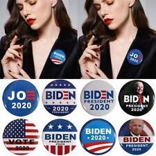 Sanders Brooch Blue Best Collar U9O5 Pin Badges President Joe Biden Bernie