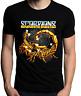 Scorpions Band Rock Metal Music Logo Men's T-Shirt