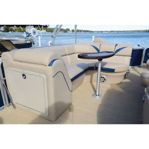 Marine Boat RV Motor Home Redwood Table Leg & Base System 27 Inch TL5000-S-27