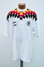 GERMANY 1994 WORLD CUP TRAINING FOOTBALL SHIRT JERSEY MAGLIA TRIKOT ADIDAS