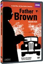 Father Brown season 4 four DVD for USA and Canada. IN STOCK  FREE USA SHIP