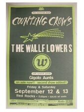 Counting Crows WallFlowers Handbill Poster The
