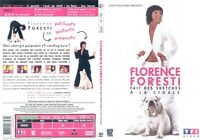 DVD FLORENCE FORESTI