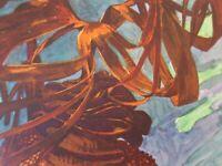 MATHURIN MEHEUT Algue Saccorhiza bulbosa Planche 9 Vol 2 ETUDE DE LA MER MM
