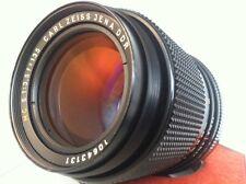 Carl Zeiss Sonnar 3.5/135 rouge MC * 135 mm 1:3 .5 M42 Téléobjectif reflex numérique
