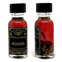 Jezebel Oil Attraction Lust Passion Appeal Witchcraft Supplies Hoodoo Occult