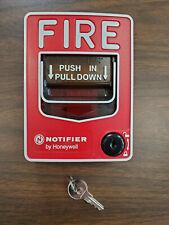 Notifier Nbg 12lx Addressable Manual Pull Station