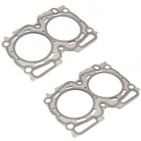 2x Head Gasket Set For Subaru MLS Legacy Forester Outback Impreza Baja 2.5 SOHC