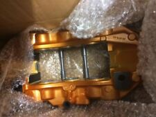 GENUINE NISSAN GT-R (R35) O/S FRONT BRAKE CALIPER 12.08 -11.10 - 41001JF20D