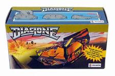 Pre-Transformers G1 Diaclone Van Oneboxcar change attackers Takara Joustra 1984