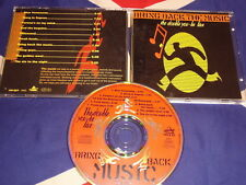 The Double You-be Live-Bring Back The Music CD 1992