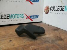 MGTF MGF N/S PASSENGERS SIDE LEFT SIDE RUBBER DOOR END CAP GOOD CONDITION
