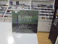 El Ultimo von Die Fila CD Single Spanisch Mar Antik 1993 Promo Schwarz