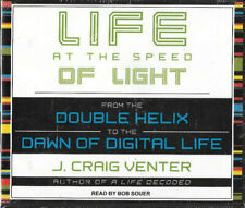 Life at the Speed of Light From the Double Helix 6 CD SET NEW FREE SHIP TRACK US
