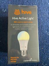 HIVE Light E27 Cool to Warm White Bulb