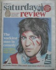 Noel Fielding - Times Saturday Review – 24 October 2015